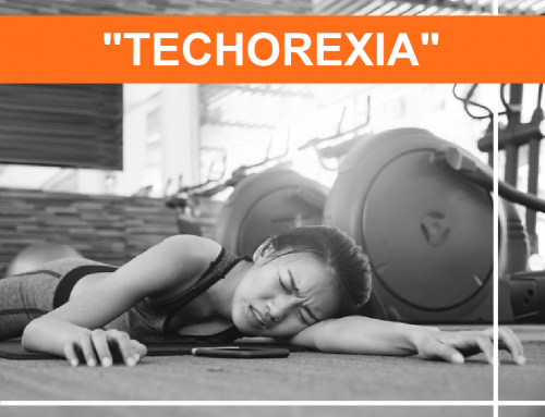 "Fitness Trackers and ""Techorexia"""