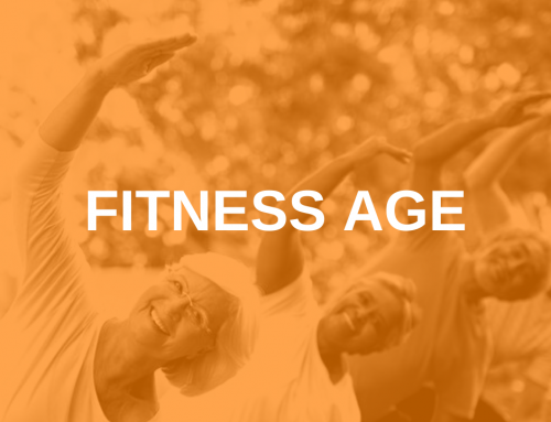 Fitness Age Gauges for Older Clients