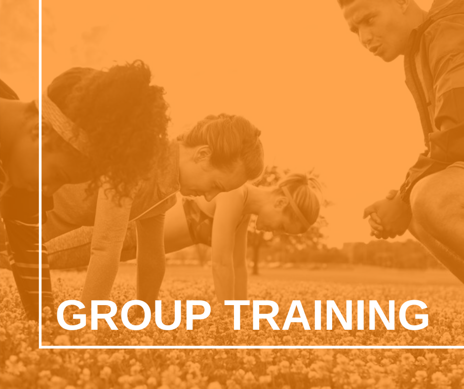 Featured Image Group Training