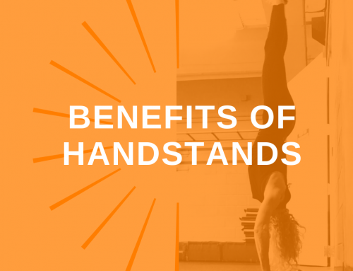 The Benefits of Handstands
