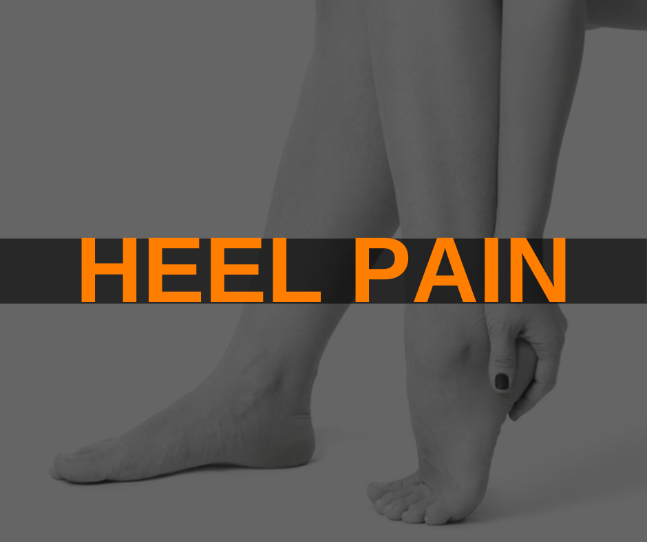 Featured Image Heel Pain