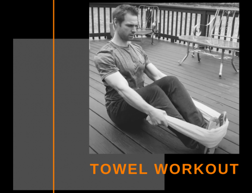 The Isometric Towel Workout