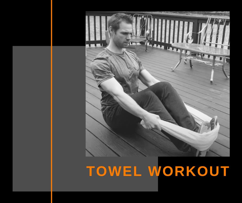 Isometric Towel