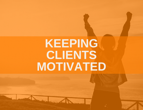 Keeping Fitness Clients Motivated