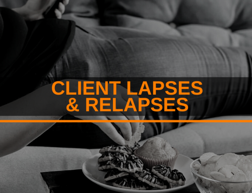 Supporting Fitness Clients through Lapses and Relapses