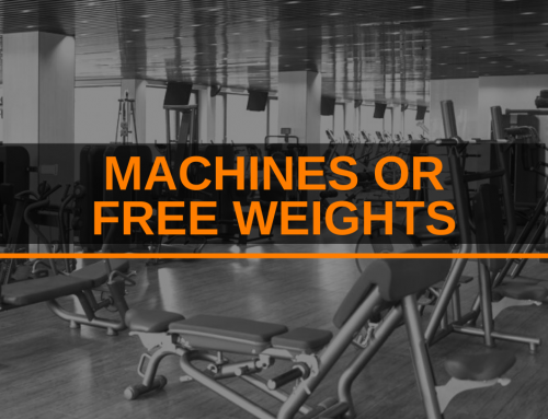 Best Mode of Resistance Training: Machines or Free Weights?