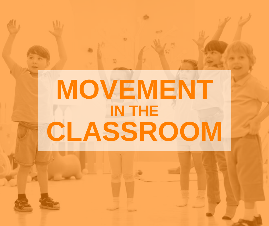 Featured Image Movement In The Classroom