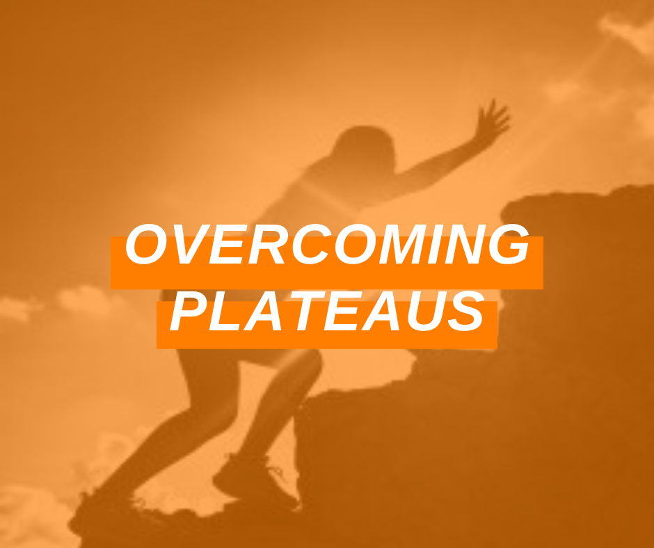 Featured Image Overcoming Plateaus