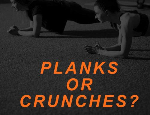 Planks or Crunches: Which is Better?