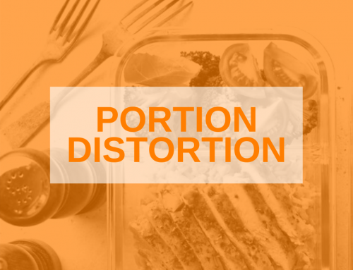 Portion Perception: Distortion and Reality