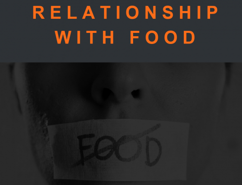 Changing Your Client's Relationship With Food