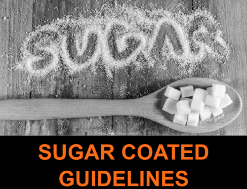 """Sugar-Coating"" the Dietary Guidelines?"