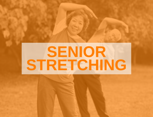 Senior Stretching Skills