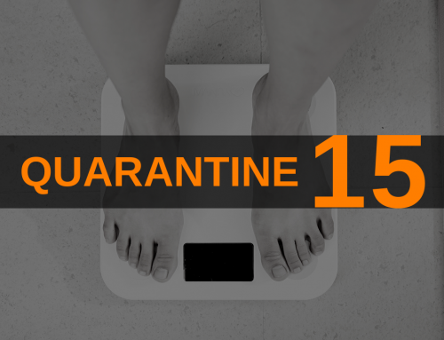 "Preventing Quarantine ""15"": Helping fitness clients avoid weight gain during lockdown"