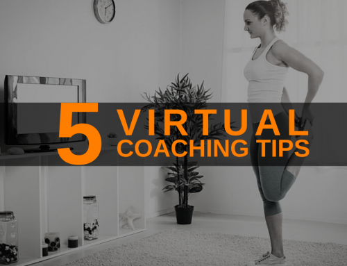 Five Tips for Successful Virtual Fitness Coaching
