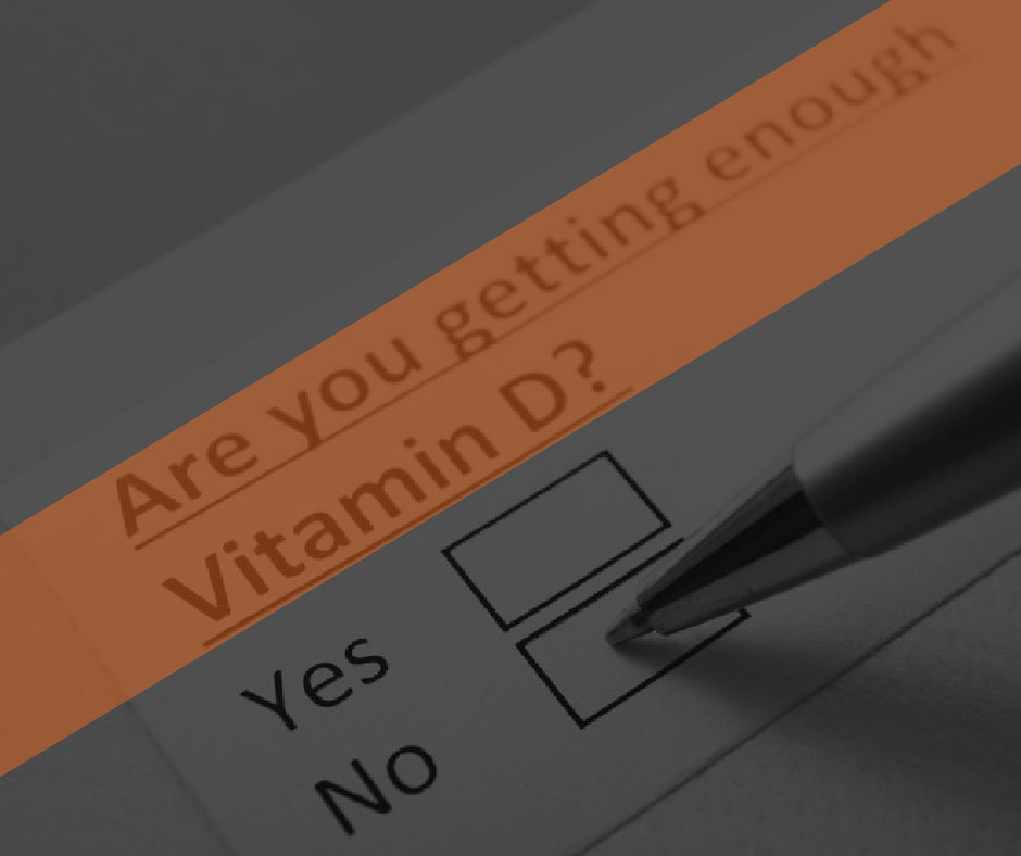 Featured Image Vitamin D.