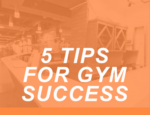 5 Tips To For Gym Success In 2021