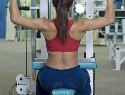 Proper Form for a Lat Pulldown