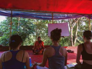 yoga class India