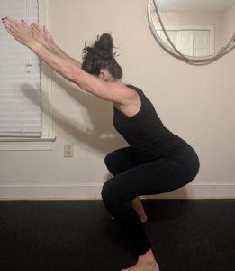 Squat Assessment: Lordosis
