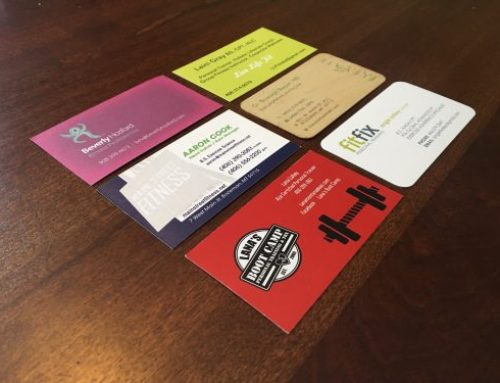 NFPT Live: Business Card Basics for Personal Trainers – Ep 36