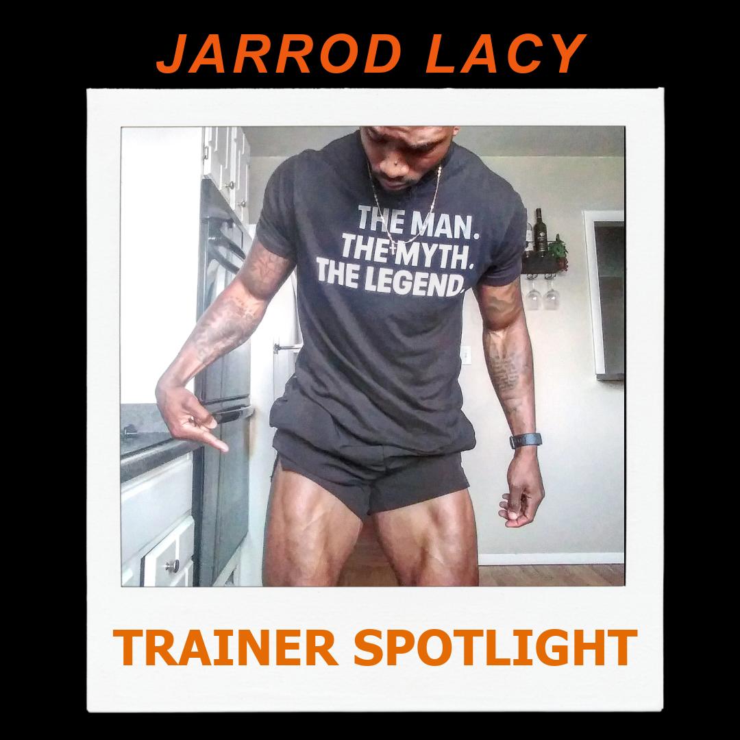 JARROD LACY SPOTLIGHT