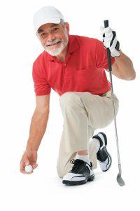 Jordan Fuller Golf Warm up