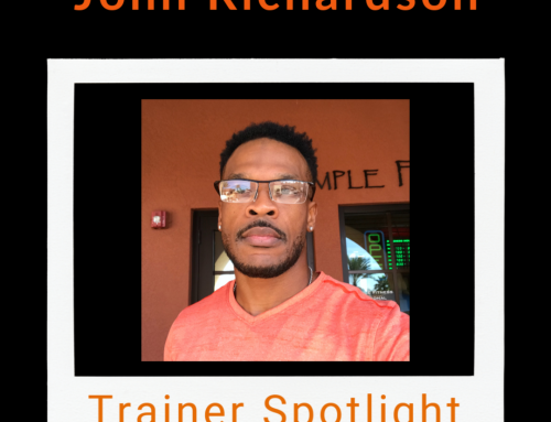 John Richardson–NFPT Personal Trainer Spotlight