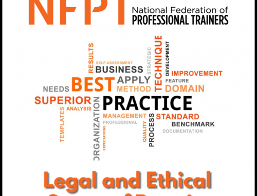 Legal And Ethical Scope Of Practice For Fitness Professionals