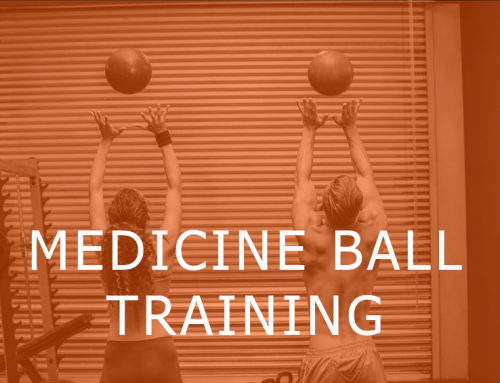 The Power of Medicine Ball Training