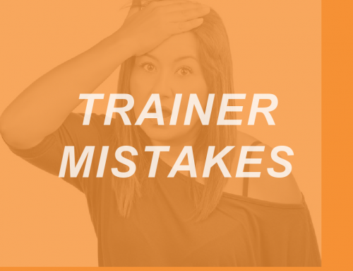 Mistakes Fit Pros Make