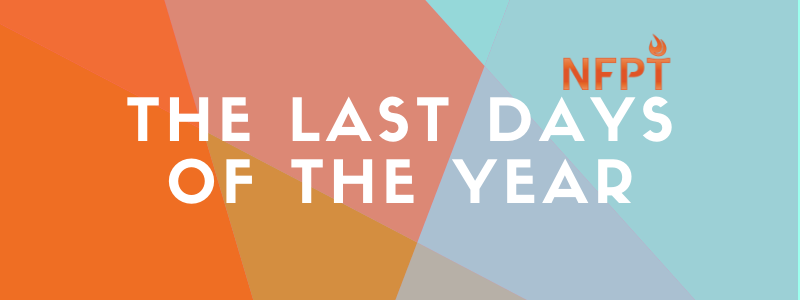 Making The Most Of The Last Days In The Year (Blog Image)