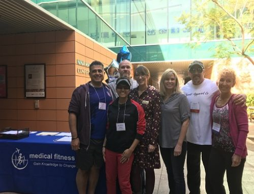 Highlights from the Medical Fitness Tour 2018 Event, Phoenix AZ