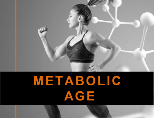 What is Metabolic Age?