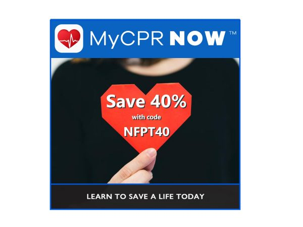 MyCPR NOW Email Promotion NFPT