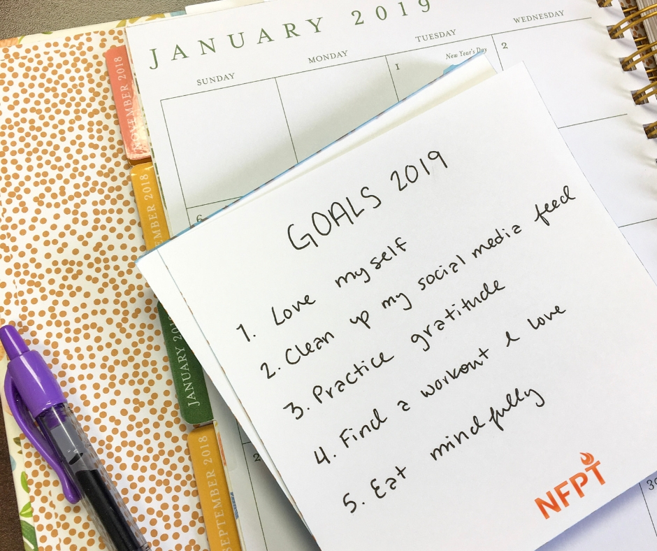 5 Goals for 2019