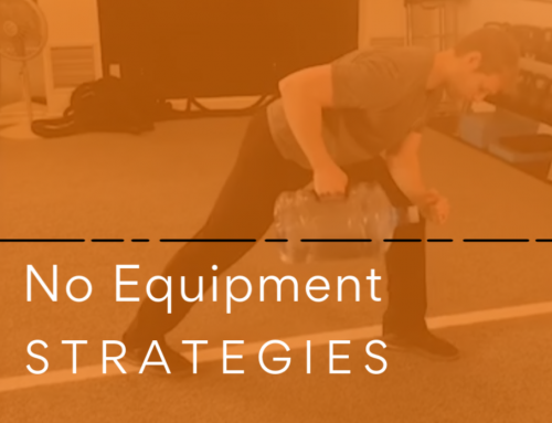 No Gym Equipment? 3 Training Strategies for Fitness Clients
