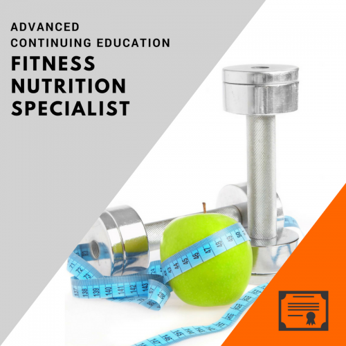 Fitness Nutrition Course