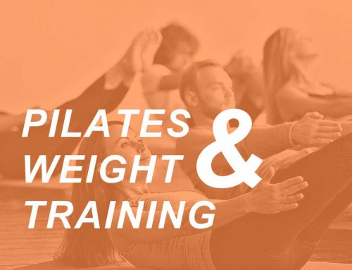 Lengthen and Strengthen with a Weights/Pilates Format