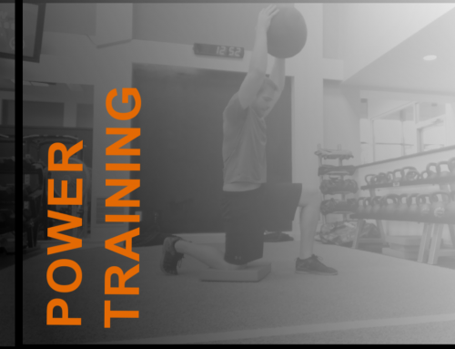 Your Clients Need Power Training