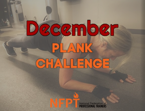 December Exercise Challenge for Clients