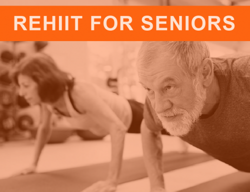 REHIIT–Tailoring Interval Training for Older Fitness Clients