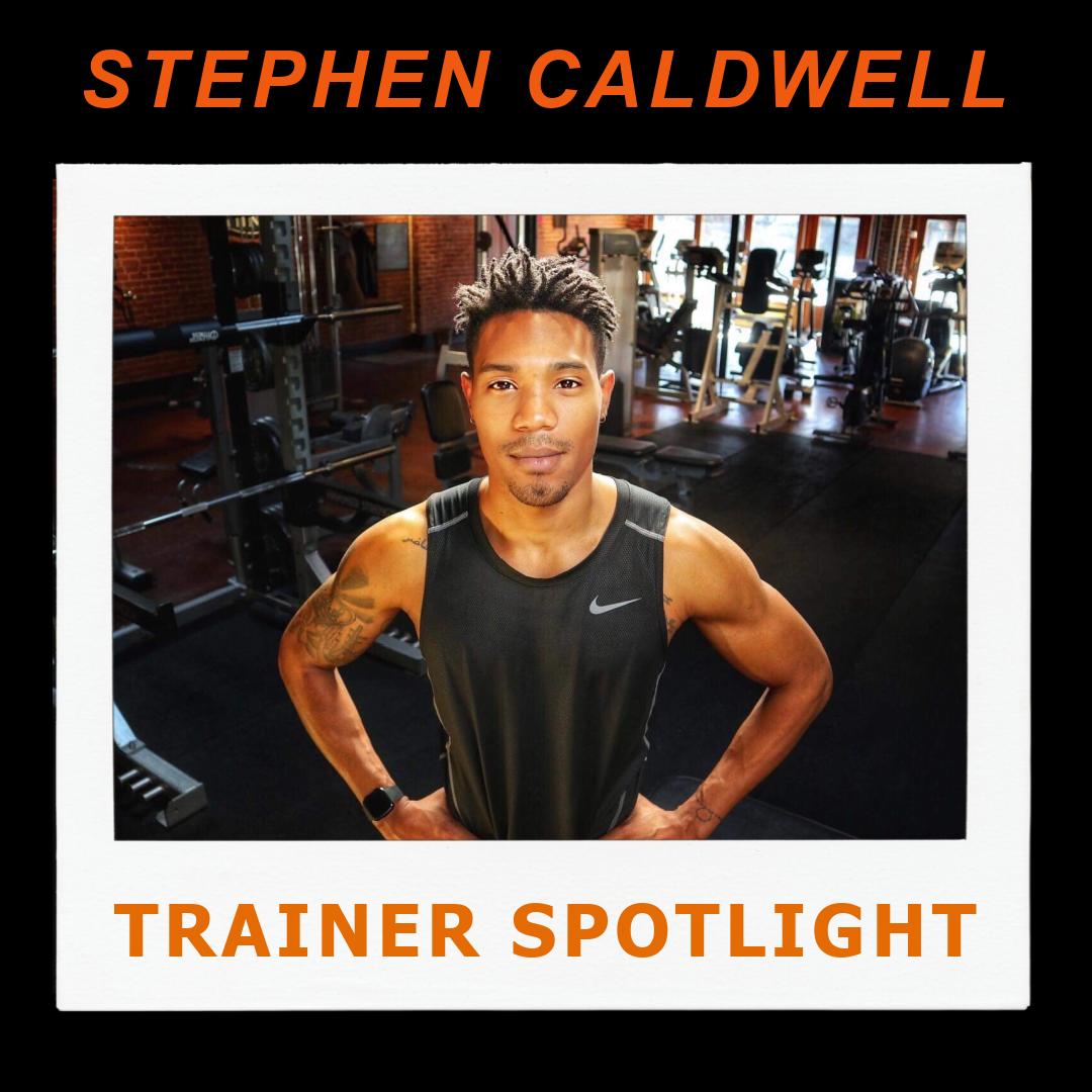 STEPHEN CALDWELL