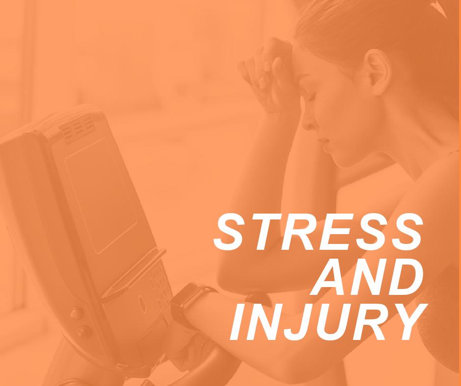 STRESS AND INJURY