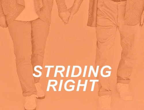 Striding Right for Fitness and Health