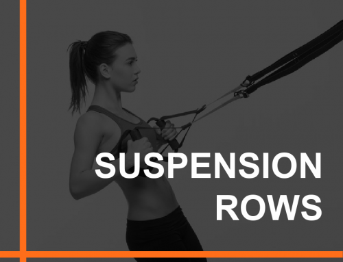 How to do a Suspension Row