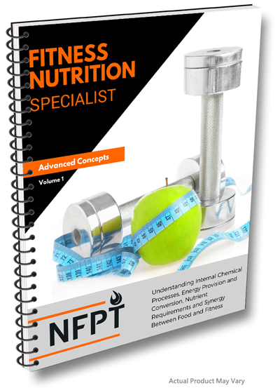 Fitness Nutrition Specialist Manual