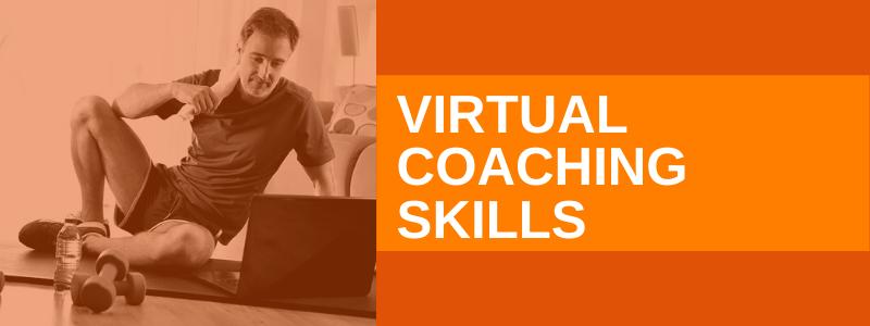 Virtual Coaching Skills Banner