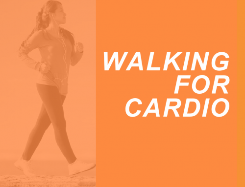 """How to Walk With Purpose: Walking as """"Cardio"""""""