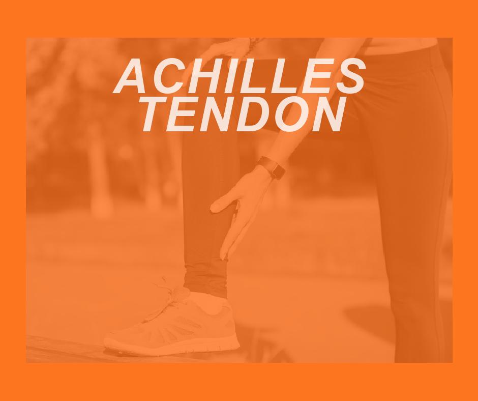 Achilles Tendon FEATURED